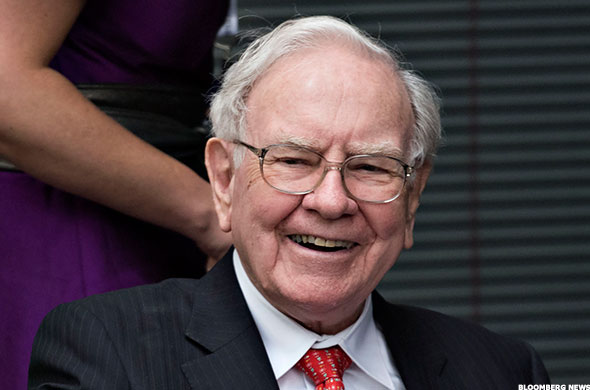 Warren Buffet: The One Reminder To Not Stress Out On Your Health Journey