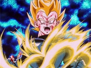 How I Used Vegeta Going Super Saiyan For Life + Fitness Inspiration