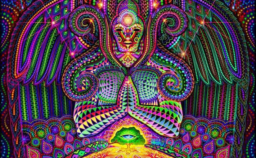 Dissolving The Ego: Ben Greenfield/Anti-Psychedelic Response